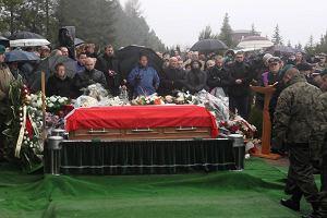 Pogrzeb �o�nierza z Afganistanu. Sier�ant Szczurowski spocz�� w Mor�gu