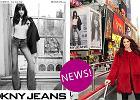 """Oficjalna premiera kampanii DKNY Jeans z udzia�em gwiazdy sagi """"Zmierzch"""" Ashley Greene"""