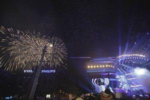 Polacy świętowali sylwestra na miejskich imprezach