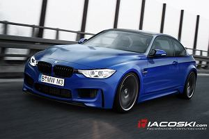 Nowe BMW M3 z 3-litrowym V6?