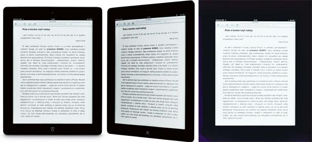 e-book, tablet, książka, czytnik, Apple, iPad