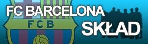 FC Barcelona skład