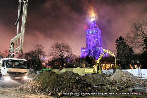 Metro winduje ceny warszawskich mieszkań i biur. Także na Pradze