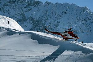 Zmar� turysta, zasypany przez lawin� w Tatrach