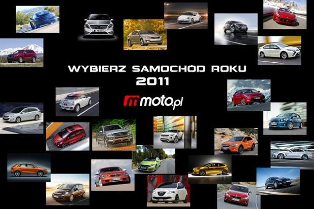 Samoch�d Roku 2011 Moto.pl | �wier�fina�