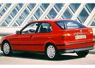 BMW Seria 3 Compact [E36] 94-00, coupe, widok przedni lewy