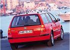 VOLKSWAGEN Golf IV Variant 99-06 1999 kombi tylny prawy - Zdjęcia