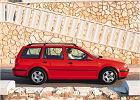 VOLKSWAGEN Golf IV Variant 99-06 1999 kombi lateral right - Zdj�cia