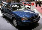 SUZUKI Baleno Kombi, rok produkcji 1999, kombi, widok przedni prawy, samoch�d 5-drzwiowy, kolor niebieski jasny