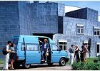 VOLKSWAGEN Transporter T4 syncro 1996 przedni prawy - Zdj�cia