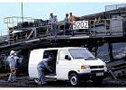 VOLKSWAGEN Transporter T4 syncro 1996 przedni prawy - Zdjęcia