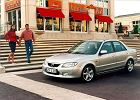 MAZDA 323 Sedan 98-03 2000 sedan przedni lewy - Zdj�cia