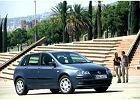 FIAT Stilo 04-06, rok produkcji 2002, coupe, widok przedni prawy, samoch�d 5-drzwiowy, kolor szary ciemny