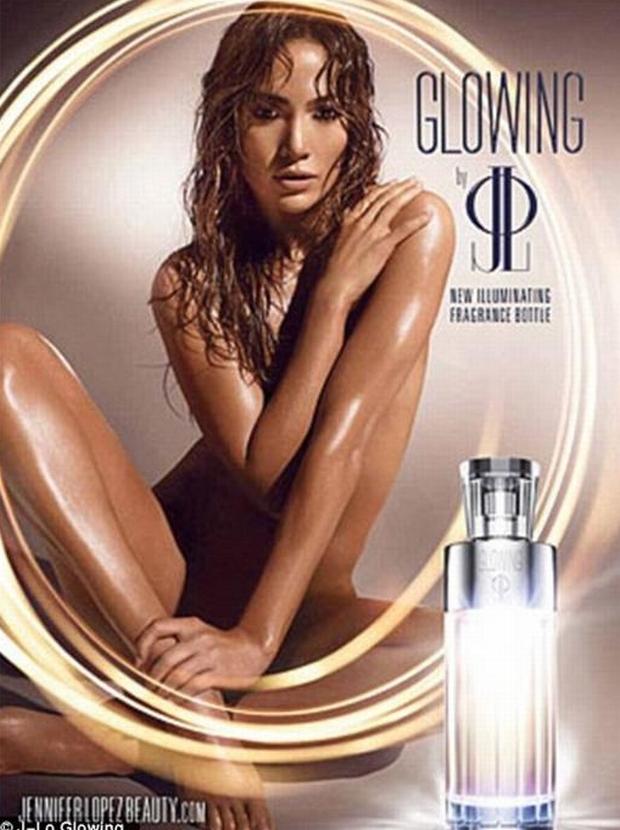 Jennifer Lopez, Glowin, perfumy