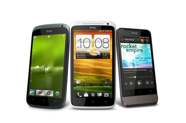 Seria HTC One