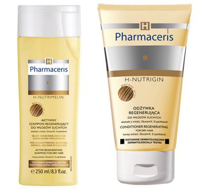 regeneruj�ce kosmetyki do w�osów suchych Pharmaceris