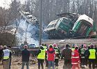 To ju� druga katastrofa na tej samej linii kolejowej