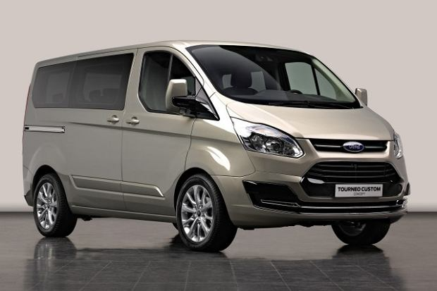 Salon Genewa 2012 | Ford Tourneo Concept