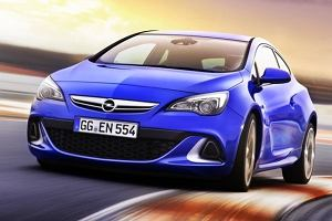 Opel Astra OPC | Wideo + cena