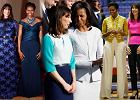 Michelle Obama kontra Samantha Cameron - która lepiej?