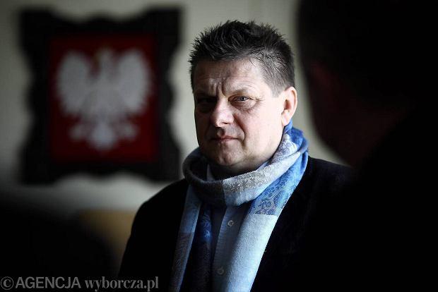 Maciej Korwin, dyrektor Teatru Muzycznego w Gdyni nie �yje