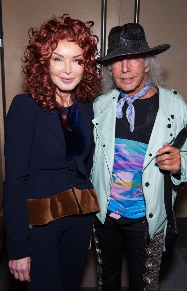 Eva Minge &Esotiq w Moskwie