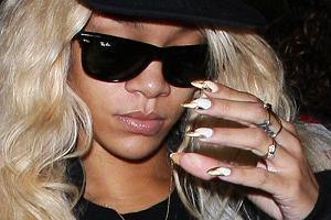 Rihanna skopiowa�a manicure Lady Gagi?