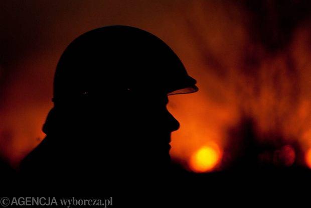 Pi�� ofiar tragicznego po�aru kamienicy w Sosnowcu