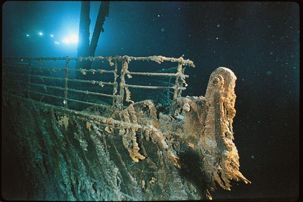Titanic 100 lat po katastrofie