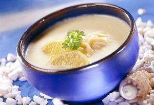 Grecki sos - Avgolemono