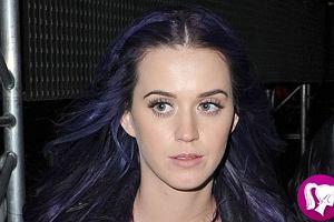 Fioletowe w�osy Katy Perry - hit czy kit?