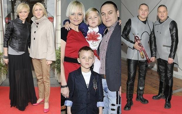 Łukasz Golec, Paweł Golec, Edyta Golec, Katarzyna Golec.