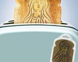 Matka Boska z tostera, czyli jak zje�� popkultur�