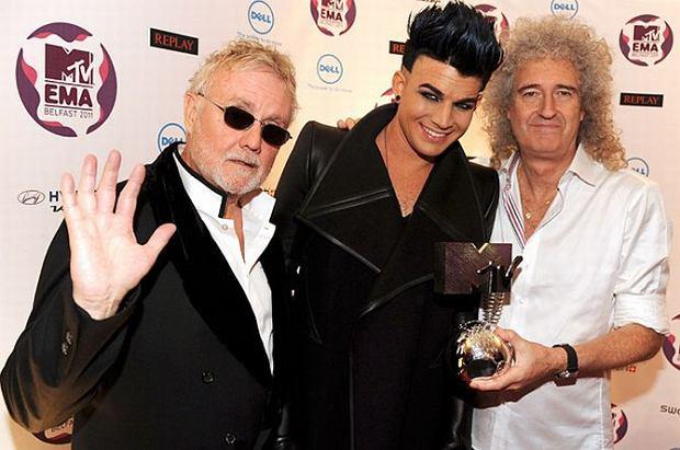 21 lutego w Kraków Arenie odbędzie się koncert Queen i Adama Lamberta.