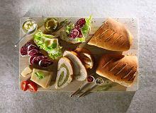 Rolady chlebowe z pesto - ugotuj