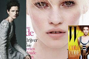 Najciekawsze okładki na maj 2012 - koronki, Chanel i Photoshop