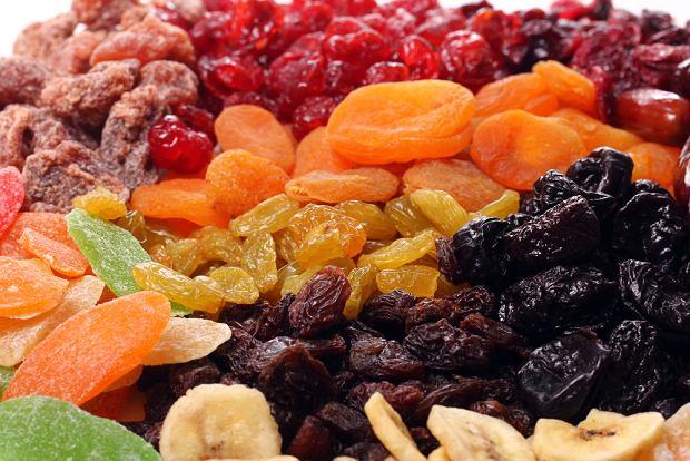 Suszone owoce na diecie? Czemu nie!