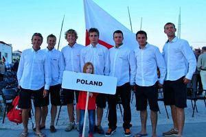 Trzy polskie załogi w złotej grupie Mistrzostw Świata klasy 49er