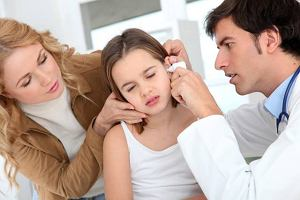 Przewlekłe zapalenie ucha środkowego