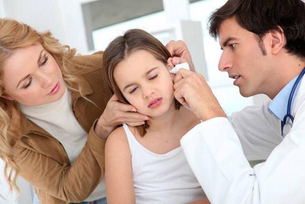 Przewlek�e zapalenie ucha �rodkowego