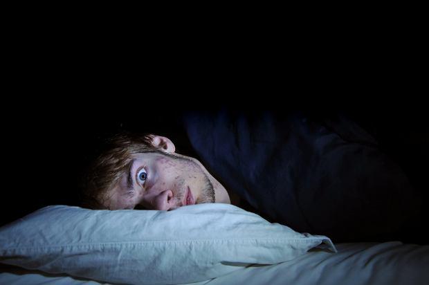Bezsenno�� - problemy ze snem mog� dopa�� ka�dego