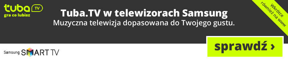 tuba TV: muzyczna telewizja dopasowana do Twojego gustu
