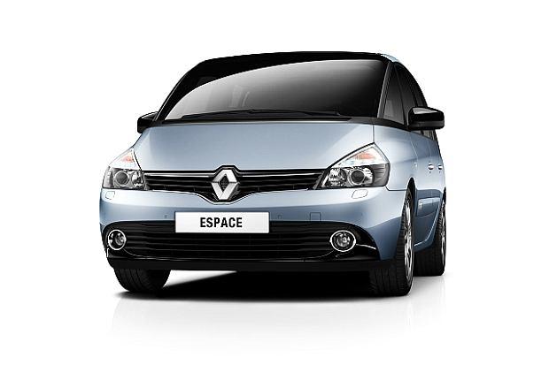 Renault Espace - kolejna modernizacja