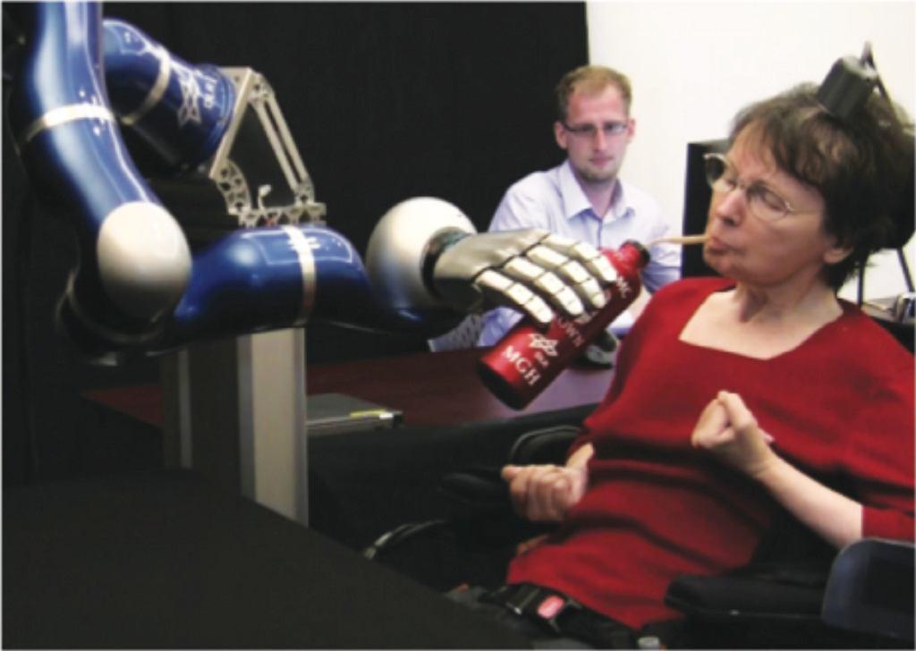 Próby kliniczne systemu BrainGate