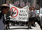 Narodowcy zaatakowali squat przy ulicy Celnej w Krakowie