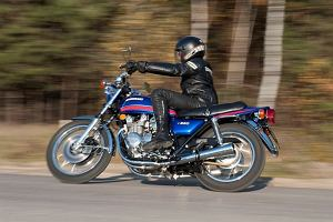 Kawasaki Z650 - bezpieczny i szybki