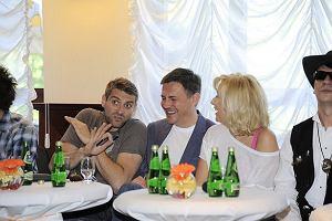 Gwiazdy na konferencji prasowej TOP TRENDY 2012