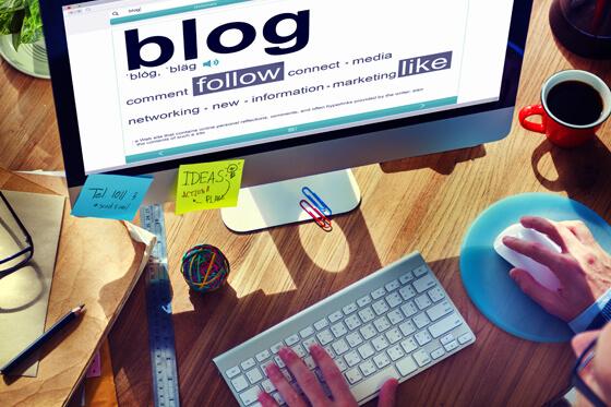 Jak pisać bloga?
