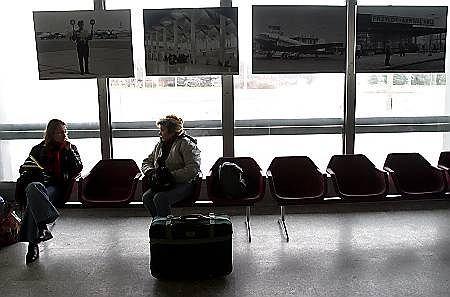 Przed lotem do USA wstępna kontrola na Okęciu