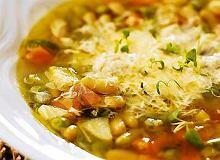 Minestrone - klasyczna w�oska zupa jarzynowa - ugotuj